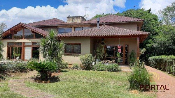 Casa de Condomínio Paragem Dos Verdes Campos Gravatai